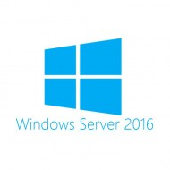 HP - MS Windows Server 2016 (16-Core) Standard ROK PT SW
